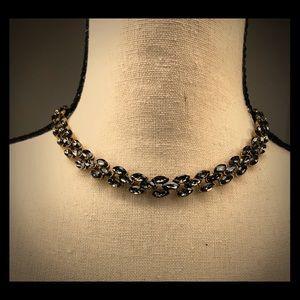 Loft studded necklace